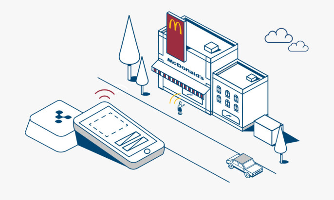 Context Converts: McDonald's Drives Conversion Rate In Store of 20% with Context-Sensitive Offers Powered by Kontakt.io.