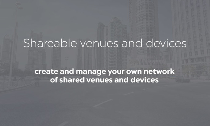 Shareable Venues and Devices — Types, Permissions, and Public Sharing