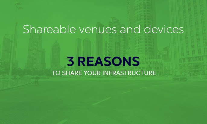 3 Reasons Why You Want To Share Your Venues That You Didn't Even Know
