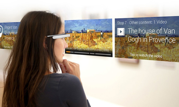 "Beacon-Enabled Google Glass at Museums: ""It's Not Some Distant Future. It's Already Happening."""