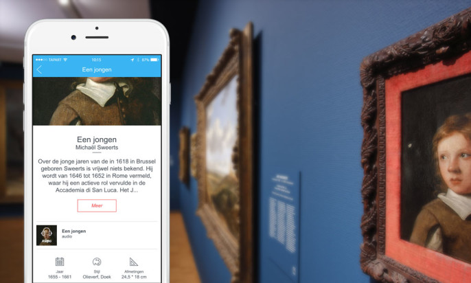 Applications Get Smarter With Real-world Content: TapArt And the Push to Modernize Museums