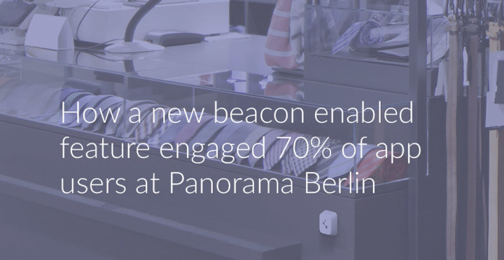 How Beacons Transformed the Trade Show Experience at Panorama Berlin