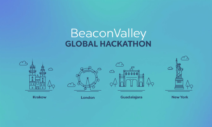 BeaconValley Hackathon Goes Global! Join the Biggest Beacon Hackathon in History