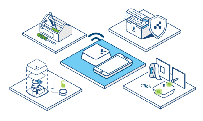 Beacon Deployment and Maintenance – New Services by Kontakt.io