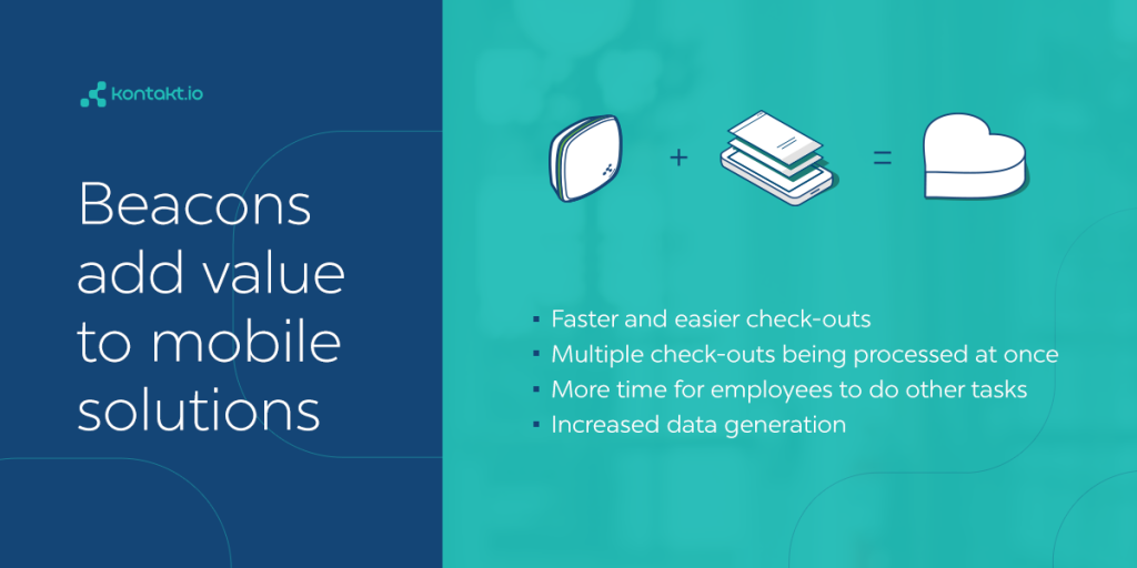 How beacons add value to mobile payment solutions