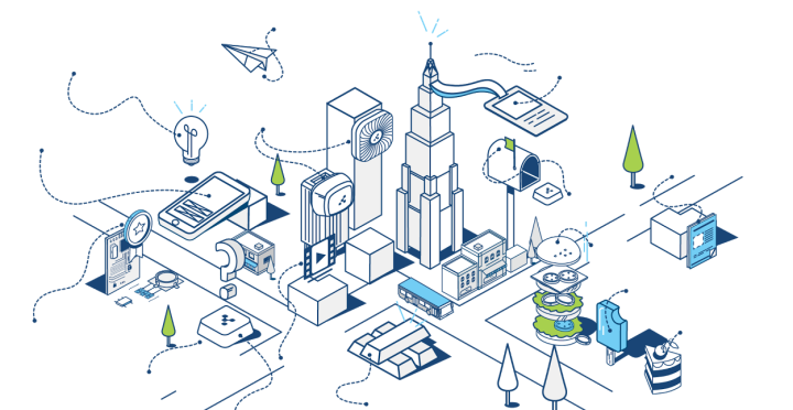 Smart City IoT Gets Revamped with BLE Beacons