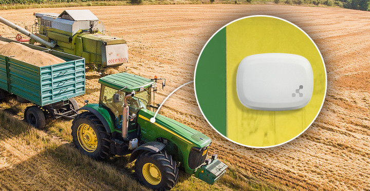 Agritech Needs Digitization through Bluetooth Tags