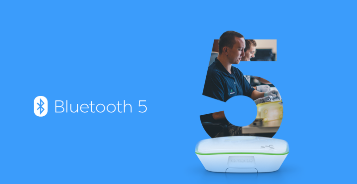First Bluetooth 5-Ready Beacon is on the Market!
