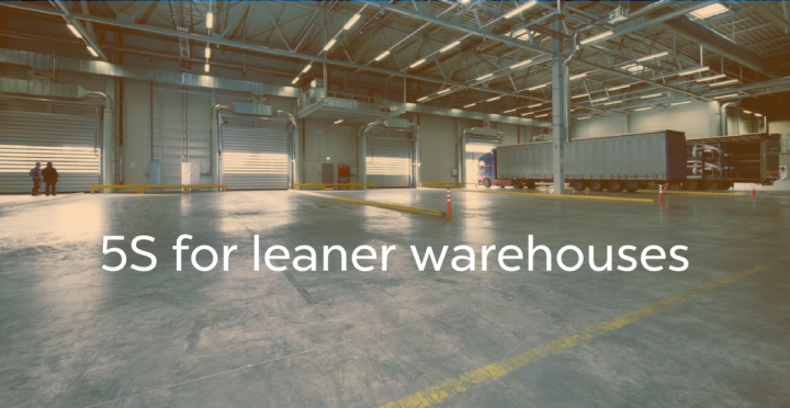 Lean Warehouse Management: Implement 5S with Bluetooth Tags
