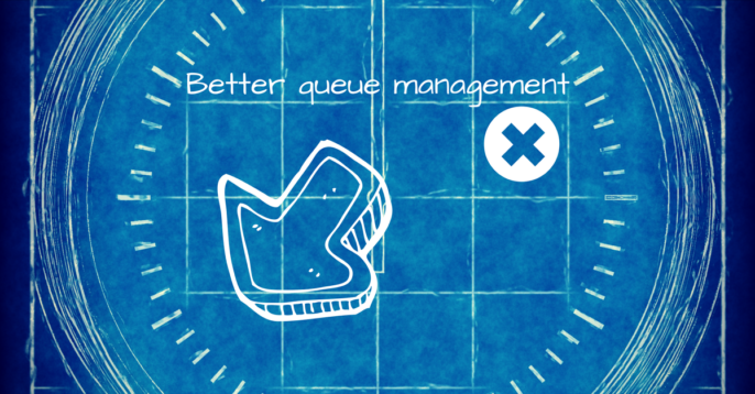 Queue Management in Airports Gets Boost from Bluetooth