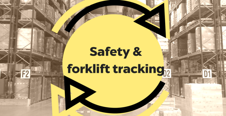 Forklift Tracking Using BLE Improves Intralogistics
