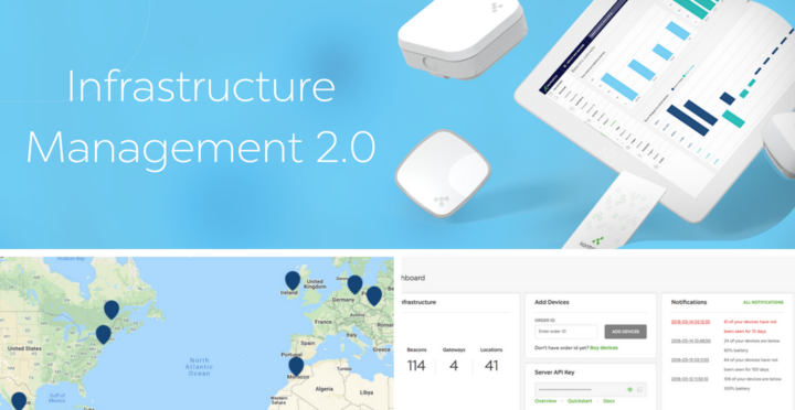 Infrastructure Management 2.0 and New Kontakt.io Panel Features Make Beacon Maintenance Time-Efficient and Stress-Free