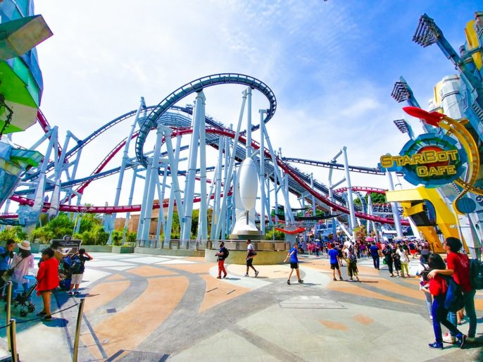 How Theme Parks Could Benefit From Location Solutions