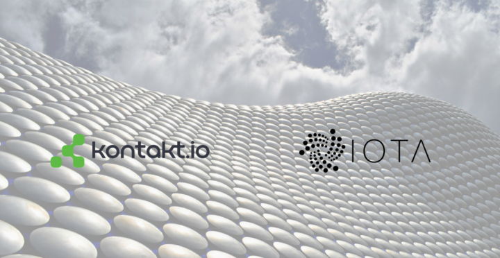 IOTA Will Power Kontakt.io's Location Solution to Enable Secure Sale and Sharing of Telemetry Data
