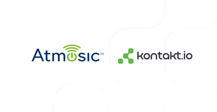 Battery-Free Beacons and Tags to be a Reality with Atmosic Technologies and Kontakt.io Partnership