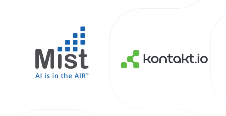 Kontakt.io and Mist Systems Partner to Simplify Deployments and Management of End-to-end IoT Solutions
