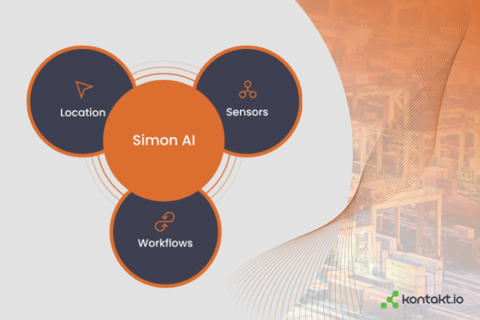 Kontakt.io is Launching Simon AI to Bring Next-Generation Location & Sensor Analytics to SMBs' Operations