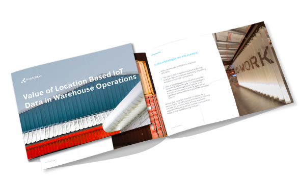 Value of Location Based IoT data in Warehouse Operations white paper