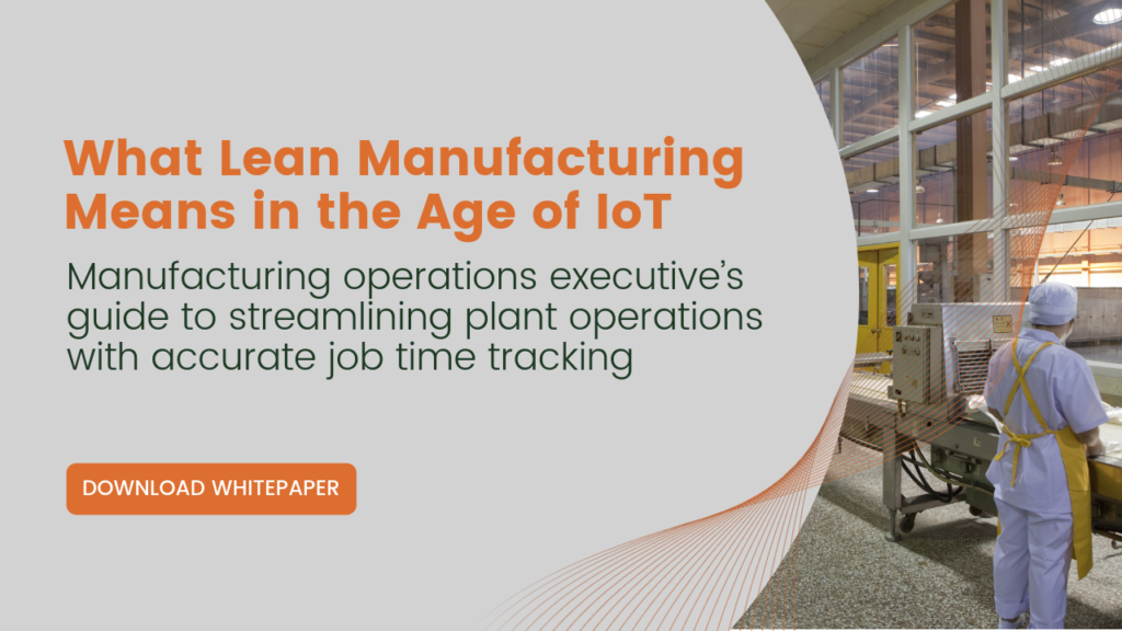 IoT in manufacturing RTLS
