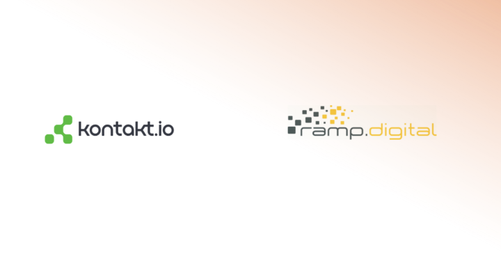 Kontakt.io Acquires ramp.digital, CEO Prateek Gera joins as VP of Product to Lead Expansion of Frictionless and AI-powered IoT