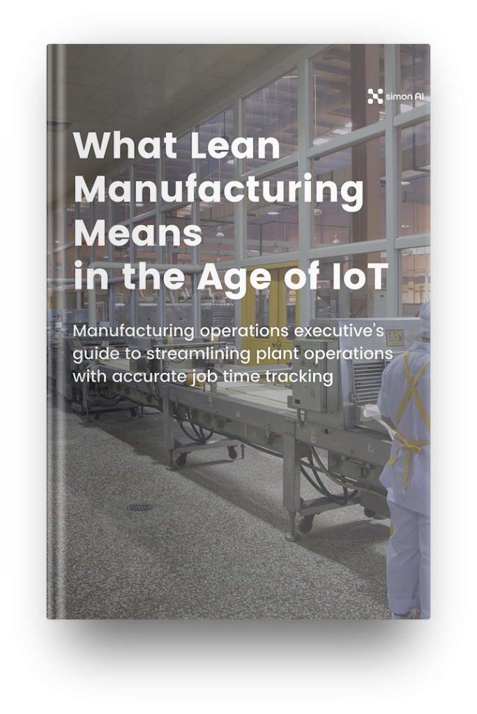 What Lean Manufacturing Means in the Age of IoT