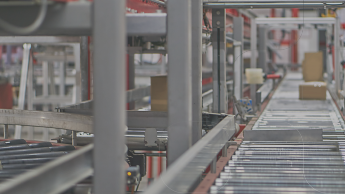 Make-to-Order and Assemble-to-Order Manufacturing Process Flow with RTLS